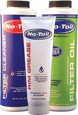 NO TOIL EVOLUTION AIR FILTER OIL CLEANER RIM GREASE CR CRF KX KTM RM YZ WR EV109