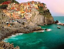 Jigsaw puzzle International Cinque Terre Italy The Five Lands 2000 piece NEW