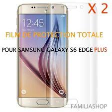 Lot de 2 Films entier pour écran incurvé pour Samsung Galaxy S6 Edge PLUS