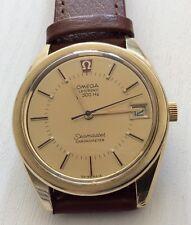Superb Gents Vintage Omega Wristwatch Omega Seamaster Chronometer Men's