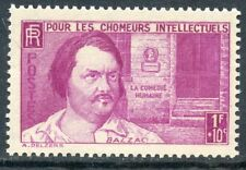 STAMP / TIMBRE FRANCE NEUF N° 463 **  HONORE DE BALZAC