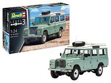 Revell 07047 - 1/24 Land Rover Series III  - Neu