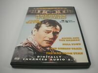 JOHN WAYNE THE GREAT AMERICAN WESTERN DVD (GENTLY PREOWNED)