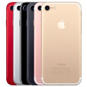 Apple iPhone 7 32GB, 128GB, 256GB - Gold Rose Black Silver - Unlocked Smartphone
