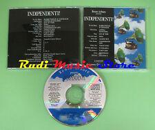 CD RENZO ARBORE INDIPENDENTI! compilation 1990 PROMO LITFIBA MONODROMA (C22*)