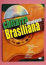 SPARTITO - CHITARRA BRASILIANA AUTODIDATTA - NO CD