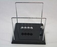 Wiege 20 x 17cm Kugelstoßpendel Kugelpendel Pendel  Newtonpendel T8450