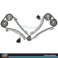 Timing Chain Kit for 2004-2010 Infiniti QX56 Nissan Armada Pathfinder Titan 5.6L