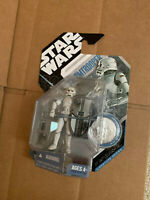 "STAR WARS 30TH ANNIVERSARY McQUARRIE CONCEPT STORMTROOPER 3.75"" Figure 2007"