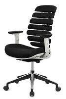 Ergo HQ Modern Fabric Mesh High Back Executive Computer Desk Task Office Chair