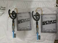 NEW Disney Star Wars: May the 4th Be With You Collectible Key LIMITED EDITION