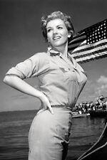 Joan O'Brien As Lt. Dolores Crandall Rn In Operation Petticoat 11x17 Mini Poster