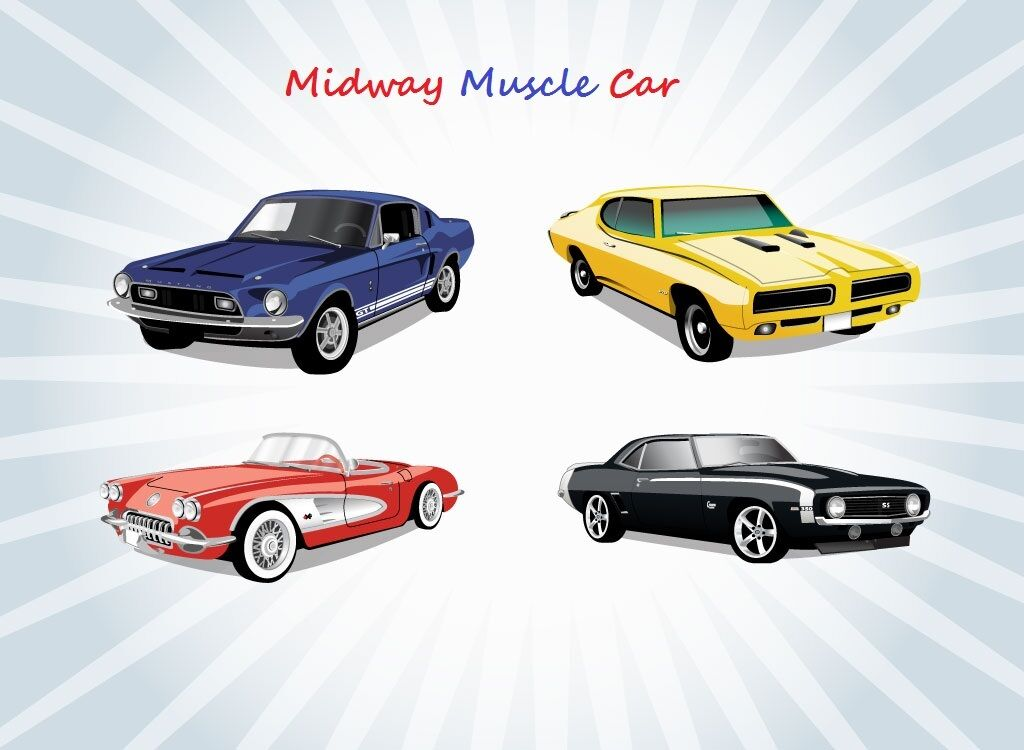 Midway Muscle Car