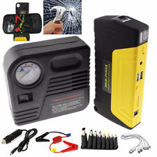 Car Jump Starter 50800mAh 12V Booster Power Bank Battery Charger Laptop Inflator