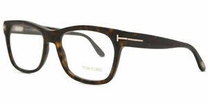 Tom Ford TF 5468 052 Eyeglasses Frame FT 5468 Dark Havana Authentic New 55mm Rx