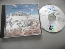 PHIL THORNTON WITH MANDRAGORA WHILE THE GREEN MAN SLEEPS CD ALBUM MYSTIC STONES