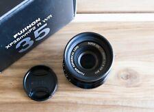 Fujifilm XF 35mm f/2.0 WR Lens