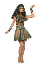 Forum Women's Egyptian Priestess Deluxe Costume, Green/Gold, M/L