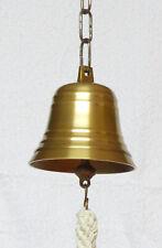 2x Glocken alte schöne rostige Tempel Kuh Tibet Nepal Metall Glocke 11x5 cm