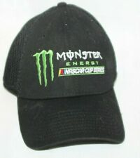 New Era Monster Energy Nascar Cup Series Hat SnapBack Fits Most 39thirty