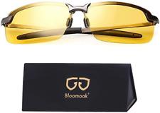Occhiali guida notturna, HD VISIONE NOTTURNA Polarized occhiali di guida per la pesca | |