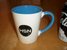 (HSN) HOME SHOPPING NETWORK -- TV SHOW, Ceramic Coffee Cup / Mug, VINTAGE