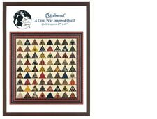 Richmond by Red Crinoline Quilts - pattern and template