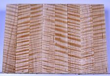 Pen Blanks CURLY FLAME TIGER MAPLE Best Grade AAAAA Turning Craft 3/4 x 4