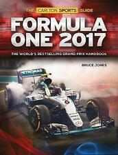 The Carlton Sport Guide Formula One 2017 - New Book Bruce Jones