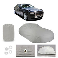 Rolls Royce Ghost 4 Layer Car Cover Fit Outdoor Water Proof Rain Snow Sun Dust