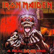 Iron Maiden A Real Dead One Vinyl LP CD Cover Bumper Sticker or Fridge Magnet