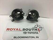 Toyota 4Runner Highlander Tundra Fog Light Black LED Upgrade Kit Genuine OEM OE