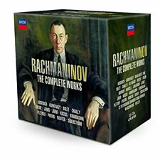 Rachmaninov: The Complete Works [CD]