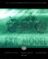 1999 Harley FXR3 CVO Super Glide Parts Part Catalog Manual Book NEW 99427-99A