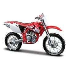 Maisto 1:18 Yamaha YZ450F Altamente Detallado Modelo Fundido Motocicleta