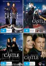 Castle Season 1 2 3 4 : NEW DVD
