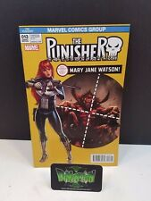 Punisher #13 Mary Jane Variant NM Marvel Comics Spider Man Gwen Venom