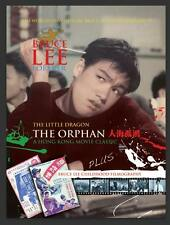 """PREORDER BRUCE LEE FOREVER MARCH ISSUE THE LITTLE DRAGON """"THE ORPHAN"""" A MOVIE C"""