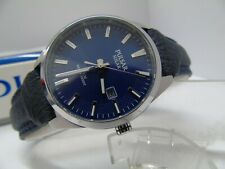 PULSAR by SEIKO AS32-X013 SOLAR MENS WATCH *BLUE DIAL*USED/MINT* RRP £169.99