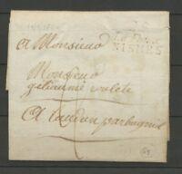 1820 Lettre Cursive 29 La Foux/Nismes PD GARD(29) Indice 19 X2371