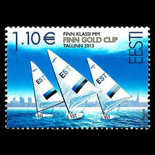 Estonia 2013 - World Championships of Finn Class sailing - MNH