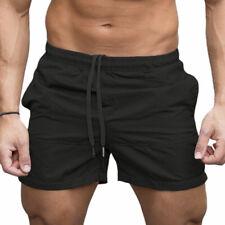 Men Summer Pant Shorts Running Jogging Sports Gym Loungewear Casual Trousers