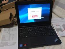 """Lenovo ThinkPad 11e 20GBS00S00 11.6"""" Netbook - 4 GB DDR3L SDRAM - 128 GB SSD -"""