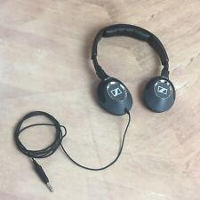 Sennheiser Hd 218i Headphones Black Music Sound Audio Equipment Portable Headset