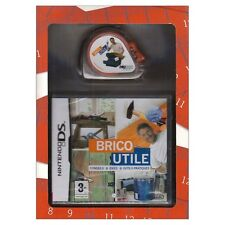Jeu Nintendo DS Brico Utile + Mètre NEUF Sous Blister
