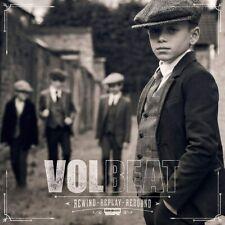 Rewind, Replay, Rebound - Volbeat (Album (Jewel Case)) [CD]