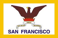 Aufkleber San Francisco USA Frisco Sticker fürs Auto Motorrad Boot Autoaufkleber