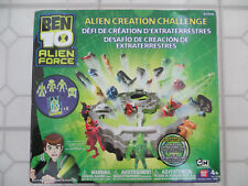 BEN 10 ALIEN FORCE CREATION CHALLENGE GOOP ECHO ECHO SPIDERMONKEY BRAIN STORM