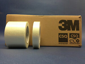 3M TARTAN FULL CROSSWEAVE FILAMENT TAPE 25 50 & 70MM x 50M  1,2,6,12,24,36 ROLLS