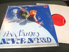Pink Fairies Never Neverland Polydor LP 1973 A2/B2 canadian press vinyl 2442109!